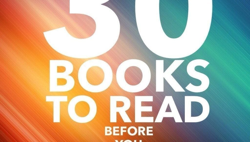 30 Books Before 30