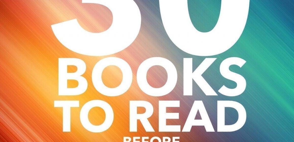 30 Books Before 30