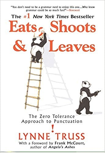 Eats, Shoots, and Leaves - Best Writing Books