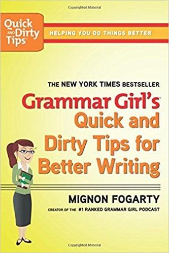 Grammar Girl - Best Writing Books