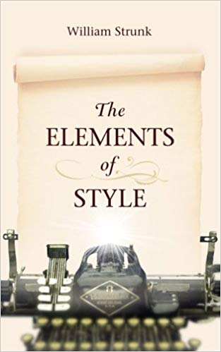 The Elements of Style - Best Writing Books