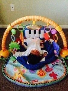 Week 4: Make a Cradle Gym