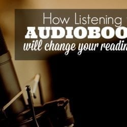 How Audiobooks Will Change Your Reading Life