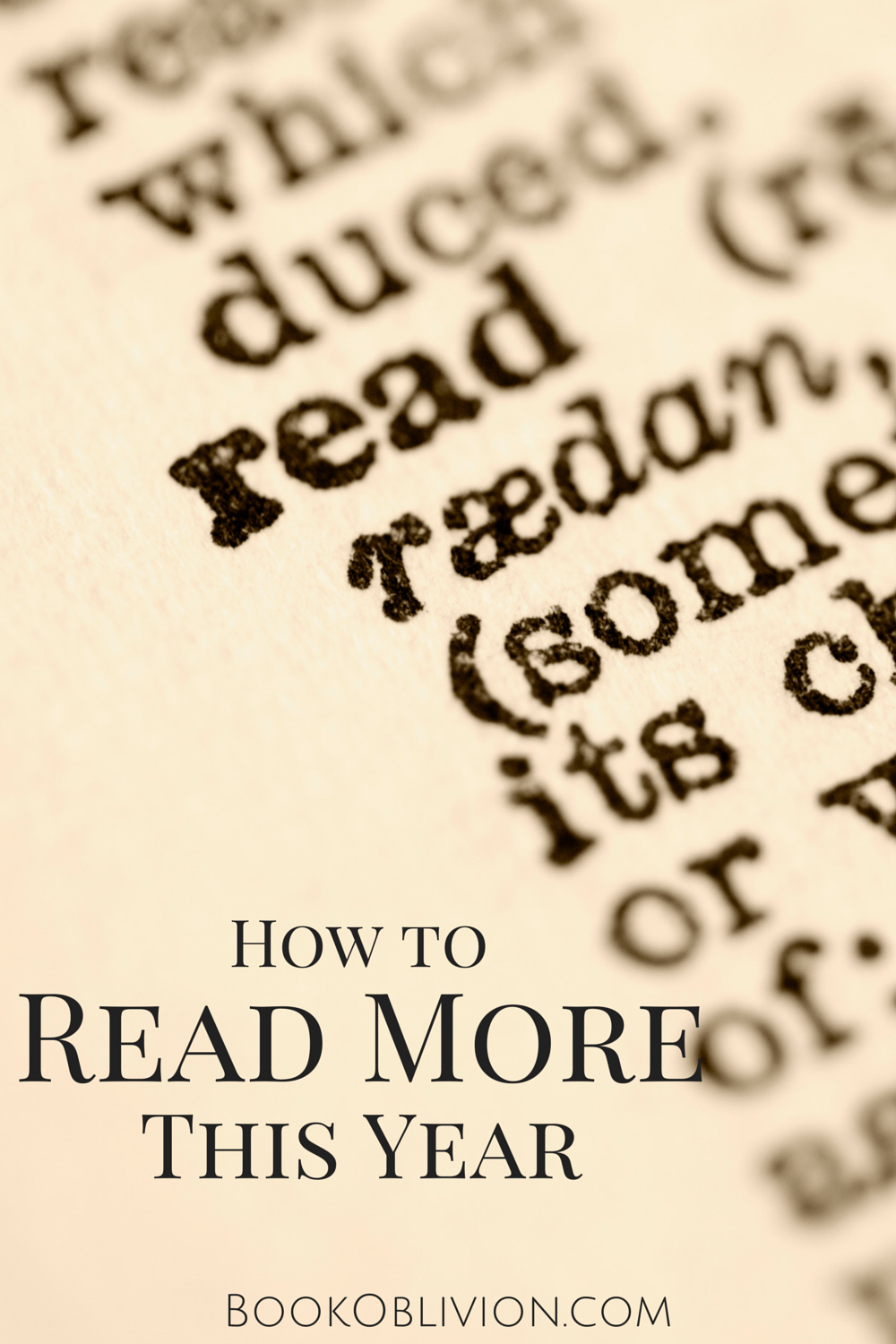 If you want to increase the number of books you read this year, but aren't sure how you'll find the time, then check out this series of posts that go over ideas and resources to help you achieve your goal to read more this year.