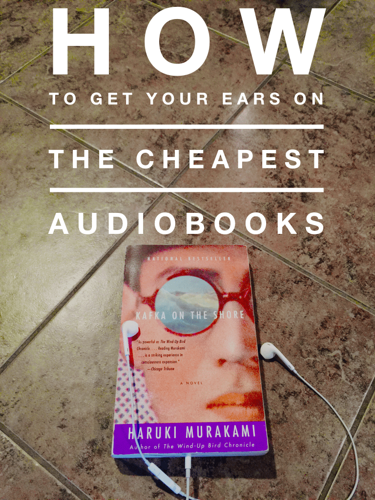 How to Get Your Ears on the Cheapest Audiobooks
