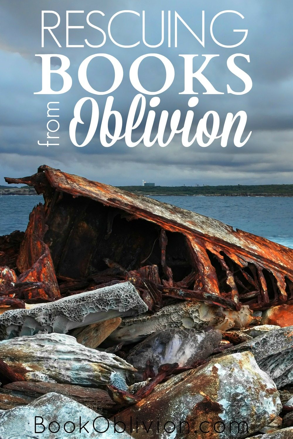 Rescuing Books From Oblivion