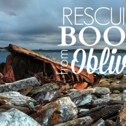 Rescuing Books From Utter Oblivion