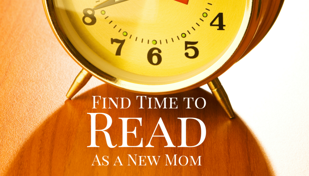 Are you a new mom wishing you had time to read through tons of books like you used to? These tips will help you make a dent in your reading goals.