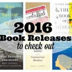 10 Books I Can't Wait to Get My Eyes on in 2016
