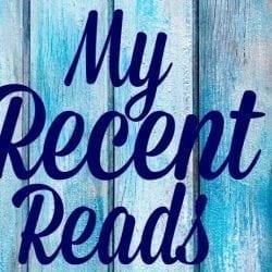 My Recent Reads