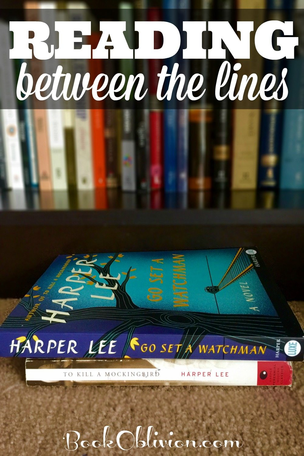 Reading Between the Lines of Go Set a Watchman