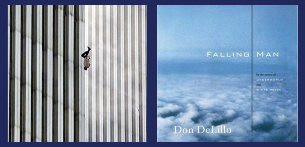The Falling Man Don DeLillo