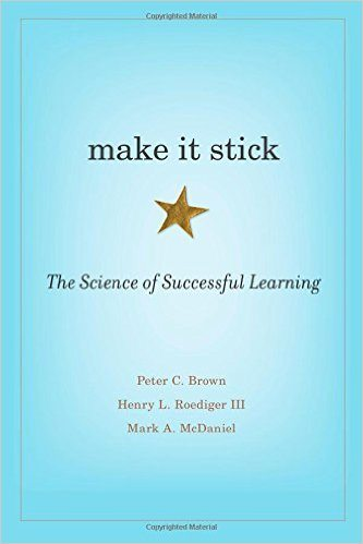 The Science of Successful Learning