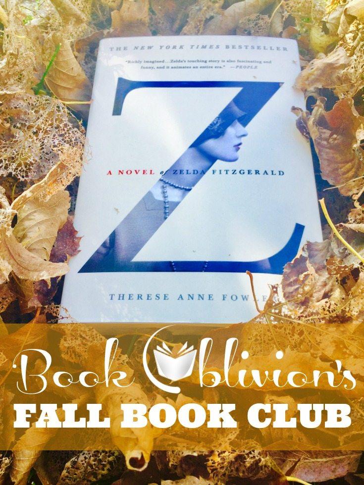 Book Oblivion's Fall Book Club