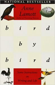 Bird by Bird by Anne Lammott