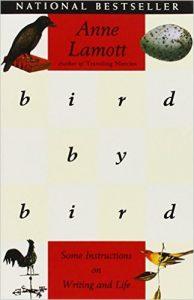 Bird by Bird by Anne Lammott
