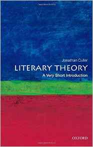 The Best Books for Studying Literary and Critical Theory | Literary Theory: A Very Short Introduction