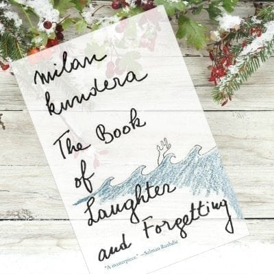 Winter Book Club - The Book of Laughter and Forgetting by Milan Kundera