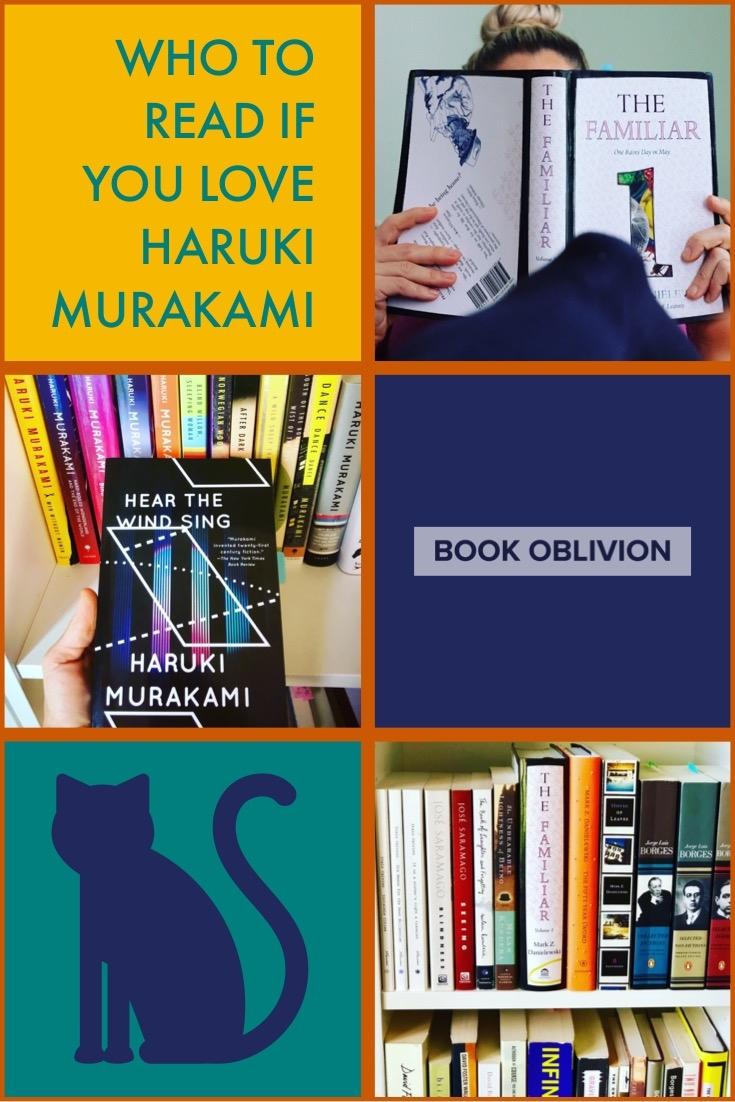 Authors Similar to Haruki Murakami in Mind-Bending Contemporary Fiction