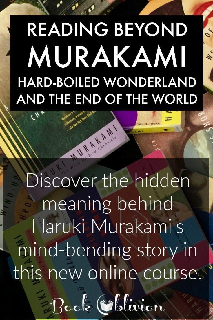 Reading Beyond Murakami - An Online Course Series