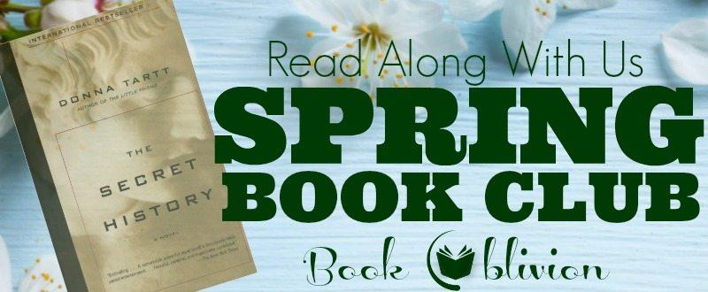 Spring Book Club 2017