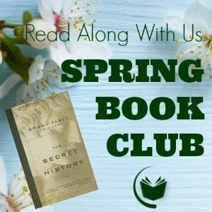 Spring Book Club | The Secret History by Donna Tartt