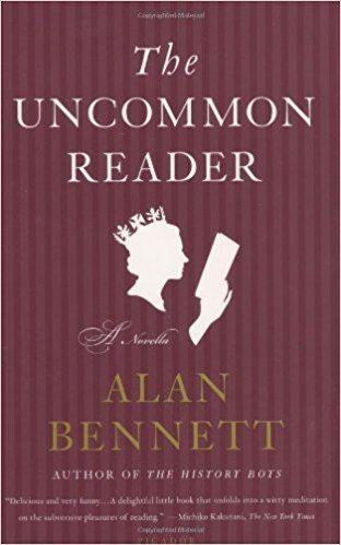 Alan Bennett The Uncommon Reader