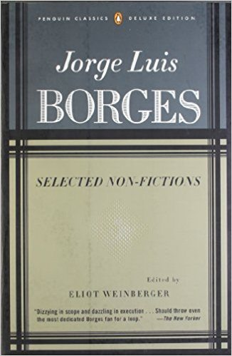 Jorge Luis Borges, The Superstitious Ethics of a Reader