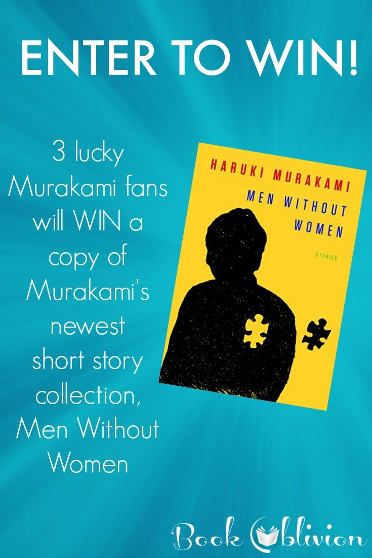 Giveaway Men Without Women