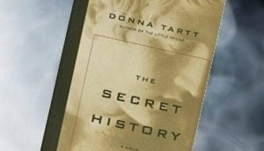 Miasma in Donna Tart's A Secret History