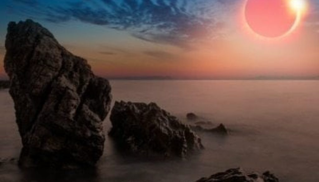 A Solar Eclipse & Homer's The Odyssey