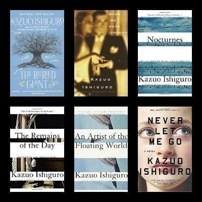 Kazuo Ishiguro Winner of the Nobel Prize in Literature 2017