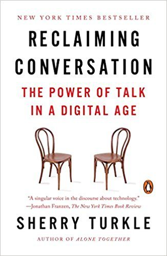 Sherry Turkle on the Path to Human Connection