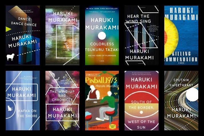 A Haruki Murakami Timeline Book Oblivion