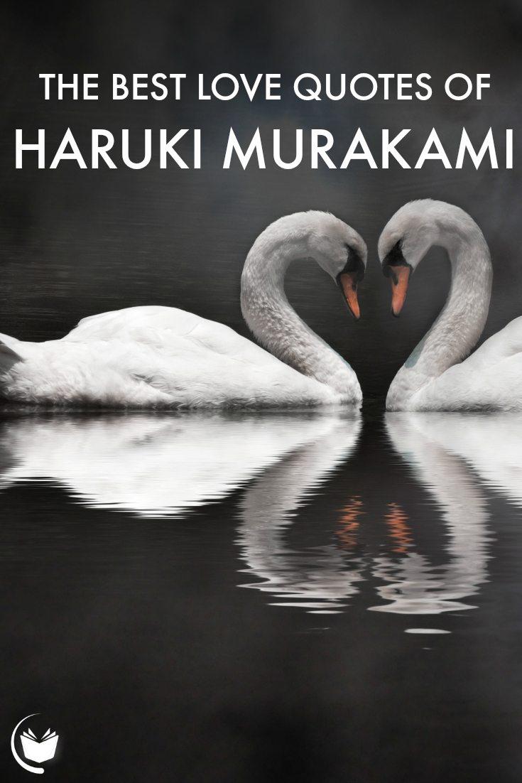 The Best Haruki Murakami Love Quotes