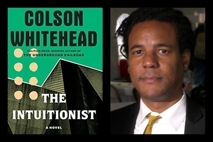 The Intuitionist Colson Whitehead