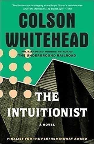 Read Along With Us: The Intuitionist by Colson Whitehead