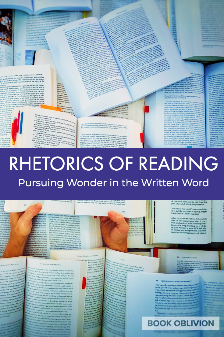 On the Energy of Language and the Rhetorics of Reading
