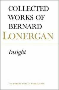 Bernard Lonergan - Insight