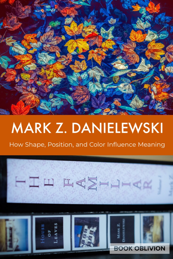 Mark Z. Danielewski on Changing the Way We Read