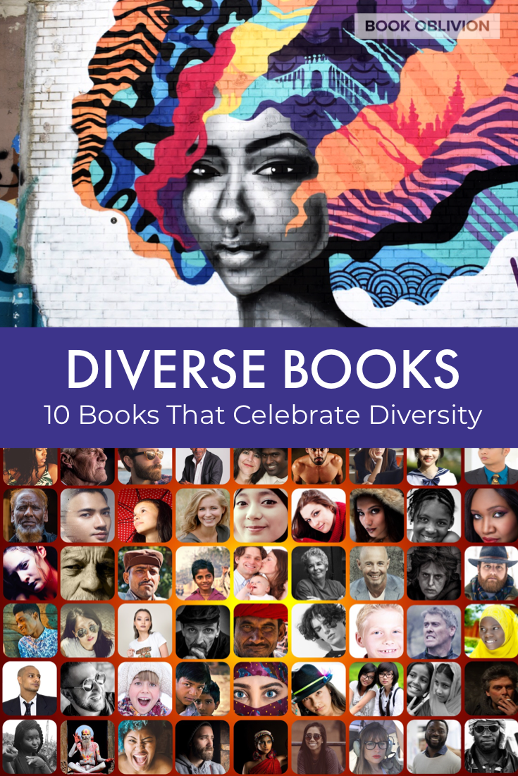 We Need Diverse Books - here is a book list that celebrates diversity