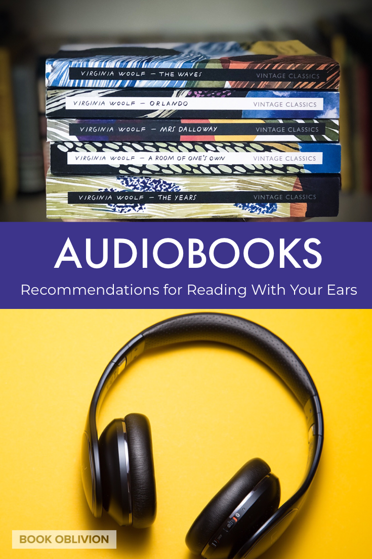 Audiobooks are a game changer and will turn casual readers into avid readers in no time.