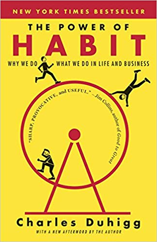 How to Read More Books - The Power of Habit by Charles Duhigg