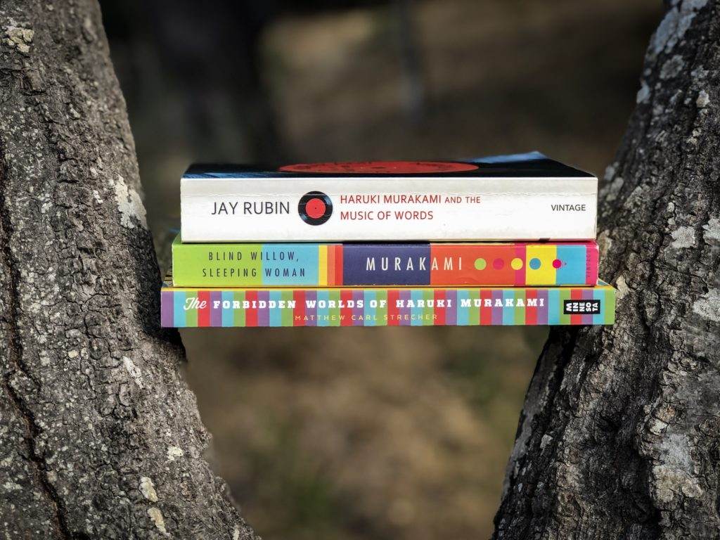 Haruki Murakami and the Invisible